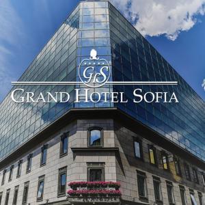 Grand Hotel Sofia, Sofia