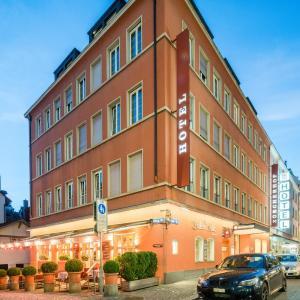Best Western Plus Hotel Zürcherhof, Zürich