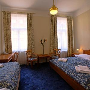 Anna Hotel, Prague