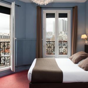 Hôtel Odessa Montparnasse, Paris