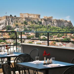 Astor Hotel, Athens