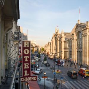 Hotel Richmond Gare du Nord, Paris