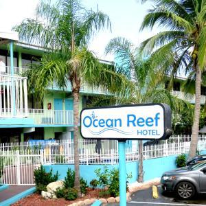 Ocean Reef Hotel, Fort Lauderdale