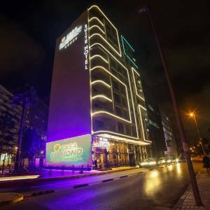 Suite Hotel Casa Diamond, Casablanca