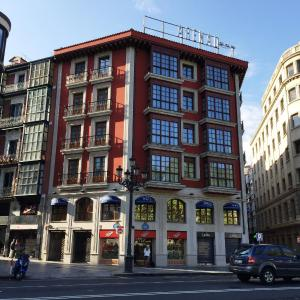 Sercotel Arenal Bilbao, Bilbao