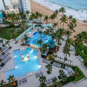 San Juan Marriott Resort and Stellaris Casino, San Juan