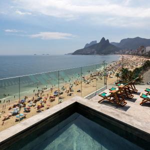 Hotel Arpoador, Rio de Janeiro