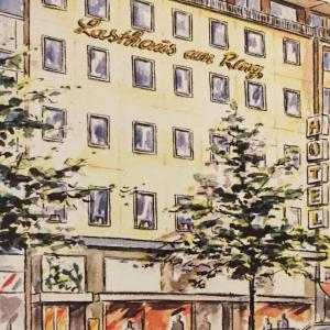 Hotel Lasthaus am Ring, Cologne