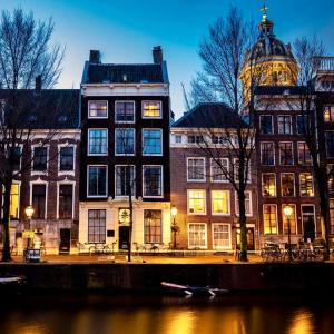 Mauro Mansion, Amsterdam