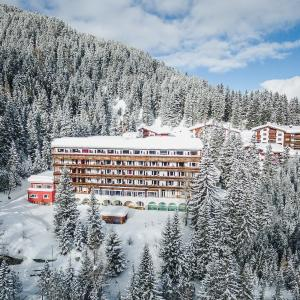 Blatter's Bellavista Hotel, Arosa