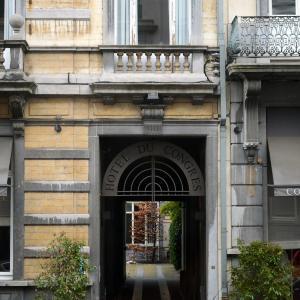 Hotel Du Congres, Brussels