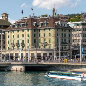Central Plaza, Zürich