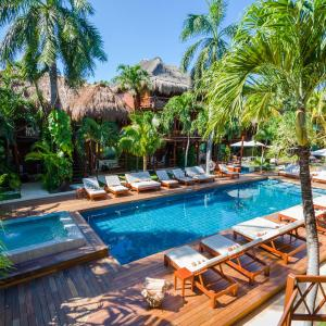 Magic Blue Spa Boutique Hotel Adults Only, Playa del Carmen