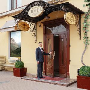 Royal Street Hotel, Odessa
