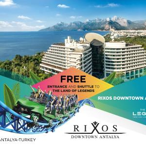 Rixos Downtown Antalya, Antalya