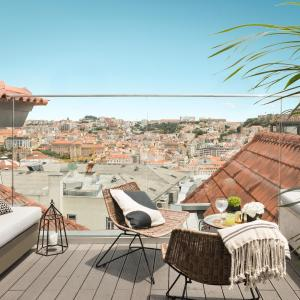 The Lumiares Hotel & Spa - Small Luxury Hotels Of The World, Lisbon