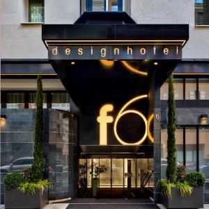 Design Hotel f6, Geneva
