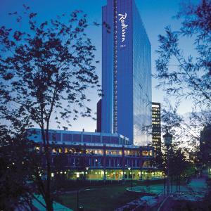 Radisson Blu Plaza Hotel, Oslo, Oslo