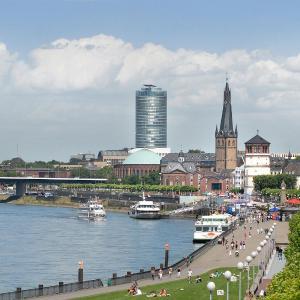 Hotelschiff MS Poseidon, Düsseldorf