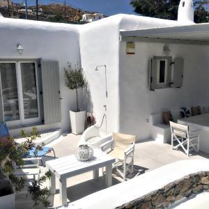 Rhenia Houses by Myconian White, Mýkonos City