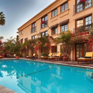Best Western Plus Sunset Plaza Hotel, Los Angeles