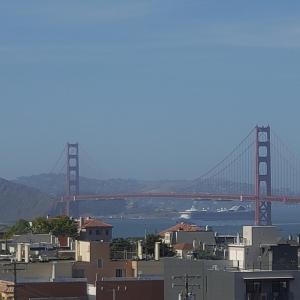 Golden Gate San Francisco, San Francisco