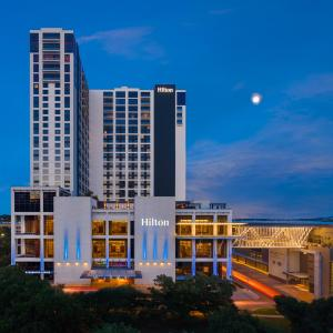 Hilton Austin, Austin