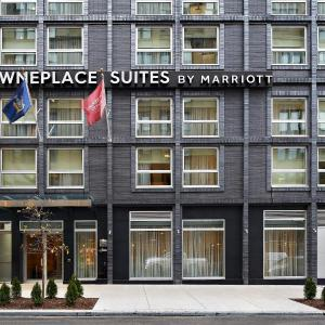 TownePlace Suites by Marriott New York Manhattan/Times Squar