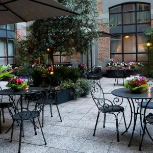 Starhotels Business Palace, Milan