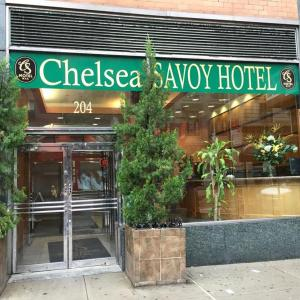 Chelsea Savoy, New York