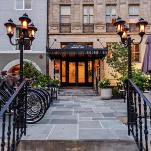 Dupont Circle Embassy Inn by FOUND, Washington
