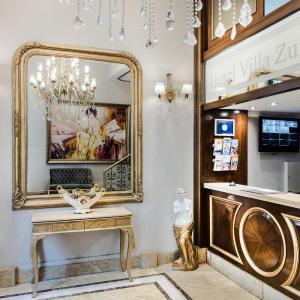 Hotel Villa Zurich, İstanbul
