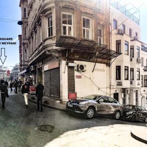 Metro Suites Taksim, İstanbul