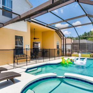 6 Bedroom Luxury Pool Home at Windsor Palms Resort in Kissimmee