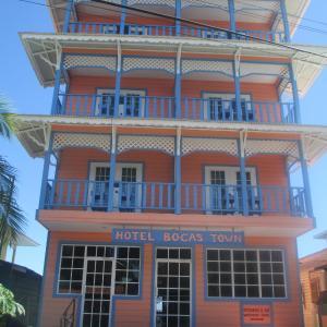 Hotel Bocas Town, Bocas Town