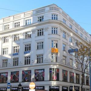 Hotel Corvinus, Vienna