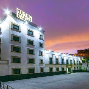Hotel San Lucas, Mexico City