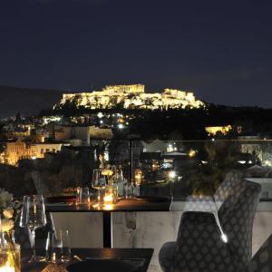 Athenaeum Eridanus Luxury Hotel, Athens
