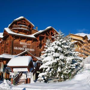 Les Grandes Rousses, L'Alpe-d'Huez