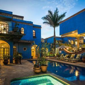 La Villa del Ensueno Boutique Hotel, Guadalajara