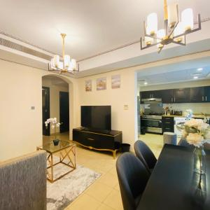 A lovely townhouse with 3 bedrooms in Dubai
