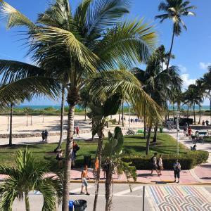 Ocean Drive Apartments in Miami Beach