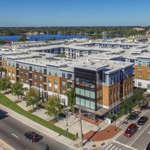Prime Lake Eola Apartment in Orlando