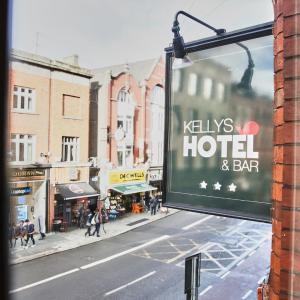Kellys Hotel, Dublin