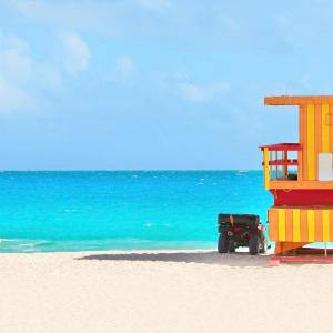 Miami Beach Versatile Plus Apartment in Miami Beach