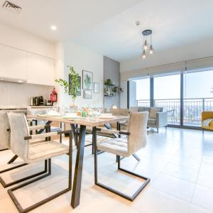 Two Bedroom Brand-New Apartment in Golf Views A by Deluxe Holiday Homes in Dubai