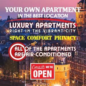 Amsterdam Nieuwmarkt Centrum Apartments