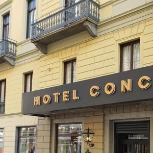 Hotel Concord, Turin