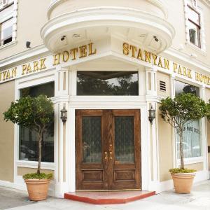 Stanyan Park Hotel, San Francisco