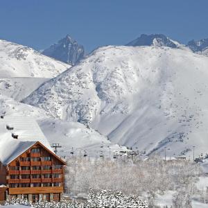 Le Pic Blanc, L'Alpe-d'Huez
